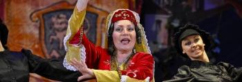 Проделки Ханумы | Алтайский театр музыкальной комедии