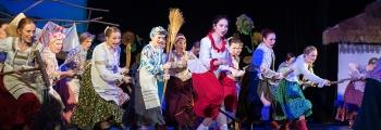 Бабий бунт | Алтайский театр музыкальной комедии