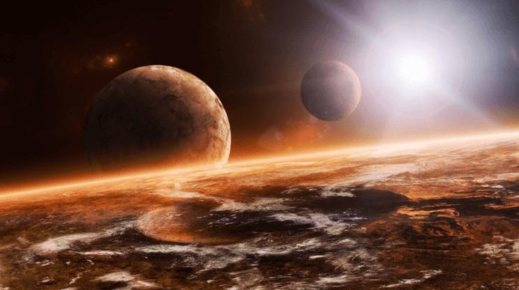 Почему некоторые планеты поедают собственные атмосферы?