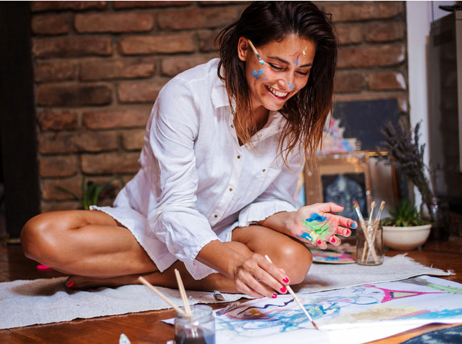 Психология и творчество: 8 приемов арт-терапии, которые помогут понять себя лучше