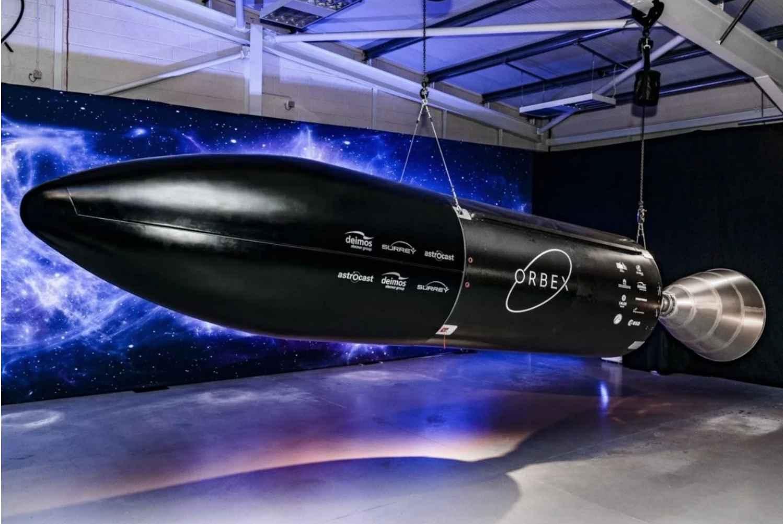 Представлен «самый большой ракетный двигатель», изготовленный методом 3D-печати