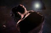 Новая загадка для ученых: почему астероид Ультима Туле имеет сплющенную форму?