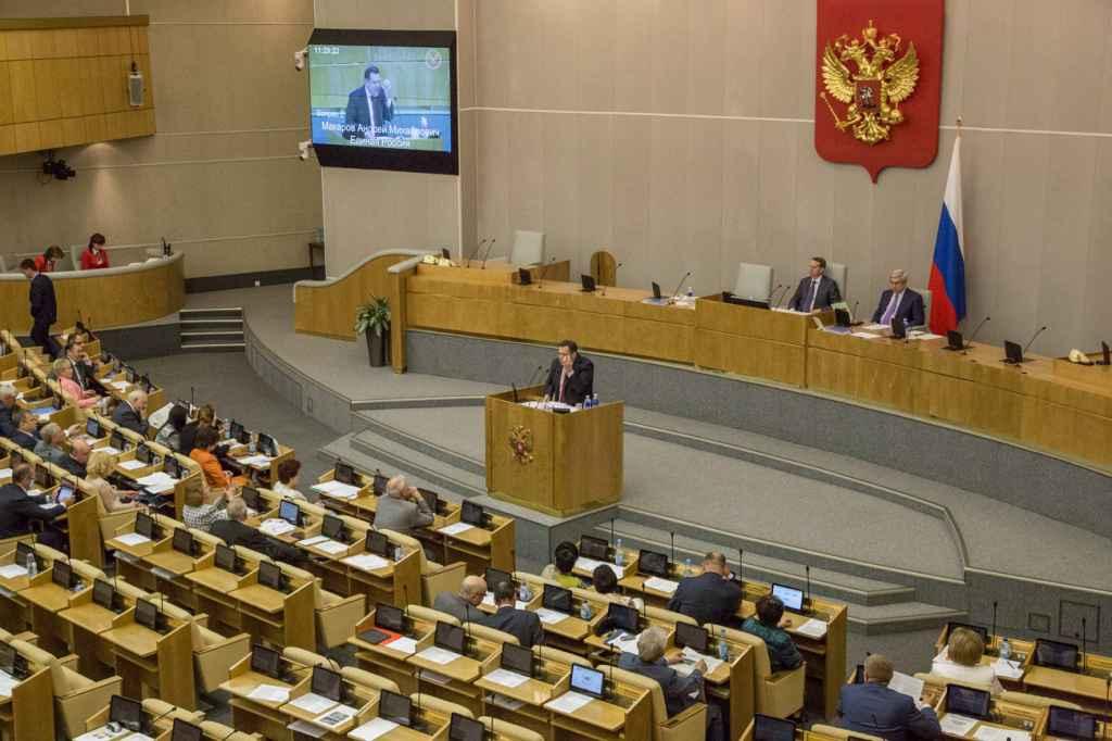 Госдума одобрила в первом чтении законопроект об устойчивости Рунета