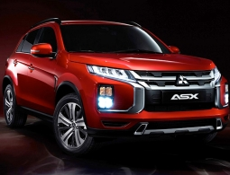 Mitsubishi обновила кроссовер ASX