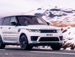 Range Rover Sport стал 400-сильным «мягким гибридом»
