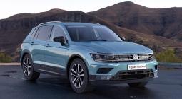 Volkswagen Tiguan получил новую версию в России