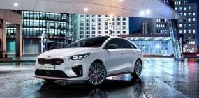 Kia начнет продавать в России новую модель