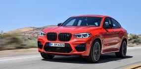 BMW назвала российские цены на спортивные версии кроссоверов X3 и X4