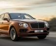 Bentley представил самый быстрый внедорожник в мире