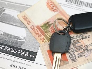 В России вырастут штрафы за нарушения ПДД