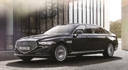 Genesis обновил лимузин G90