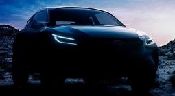 Subaru анонсировал премьеру нового компактного кроссовера