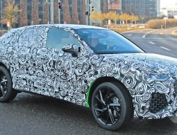 Audi приступил к тестам 400-сильного купе-кроссовера Q4