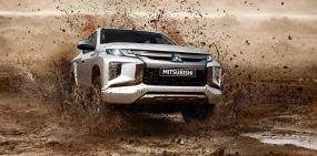 Mitsubishi представил обновленный L200 для России