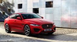 Jaguar представил обновленный XE