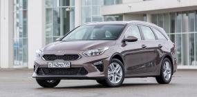 Kia изменила комплектации Ceed в России