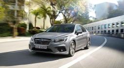 Subaru привез в Россию новый Legacy