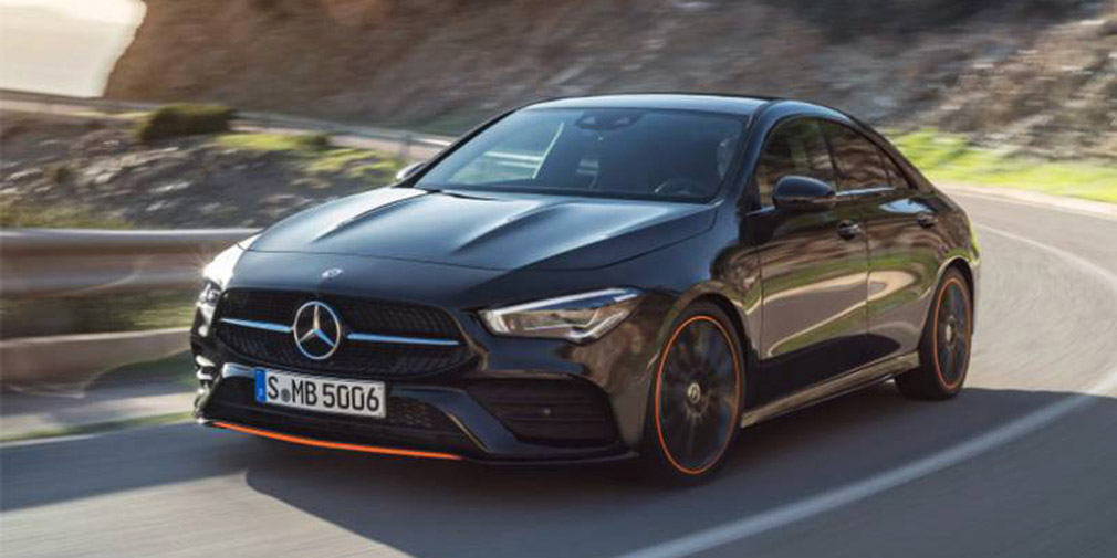 Новый Mercedes-Benz CLA рассекретили до премьеры