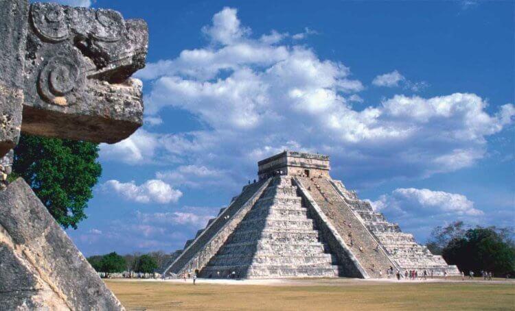 В Мексике обнаружены остатки ранее неизвестного дворца Майя