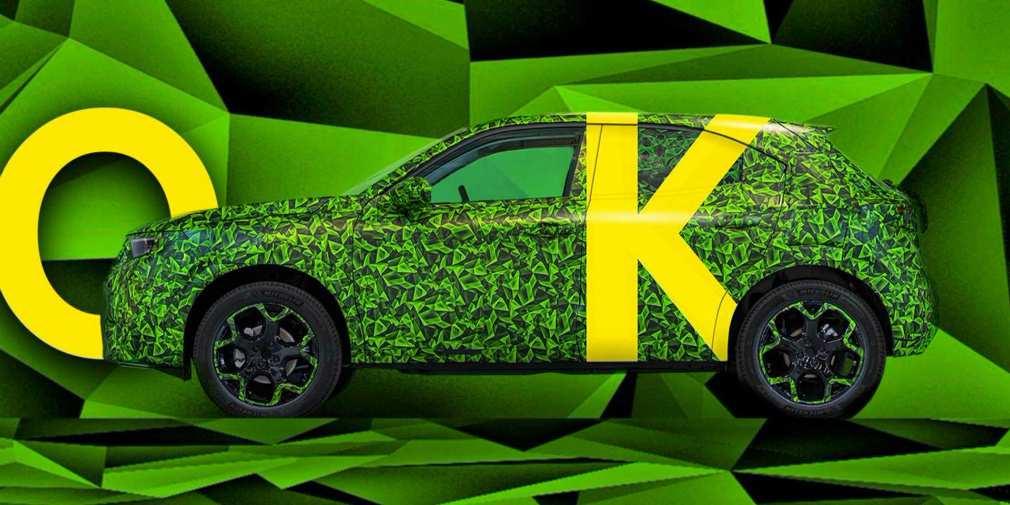 Opel рассказал о кроссовере Mokka нового поколения