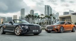 Кроссовер Bentayga перестал быть самой популярной моделью Bentley