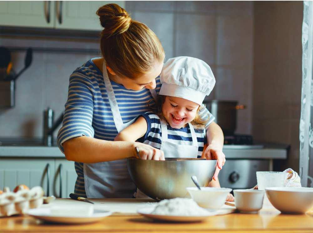 Вкусно и полезно: 5 здоровых блюд, которые понравятся детям