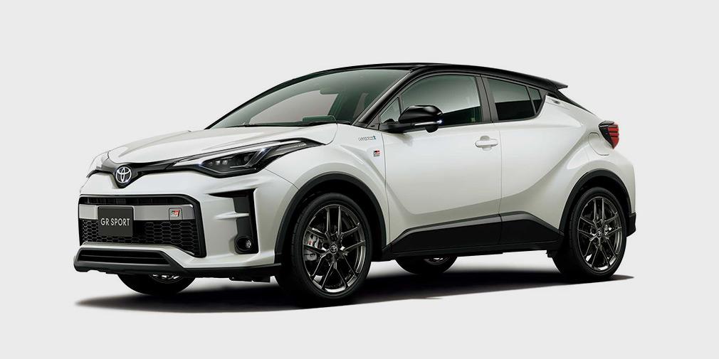 Две модели Toyota получат спортивные версии в России