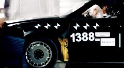 Краш-тест седана Aurus показали на видео