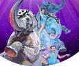 Планета слонов. Международное шоу | ЦИРК
