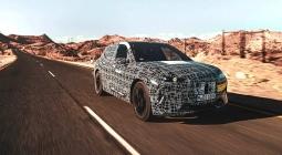 BMW рассказала о секретном электрическом кроссовере
