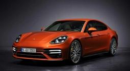 Porsche представил обновленную Panamera