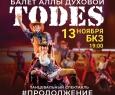 TODES. #Продолжение