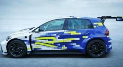 Volkswagen подготовил новый Golf к «ледяной гонке»