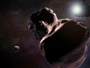 New Horizons получил новые данные о формировании планет