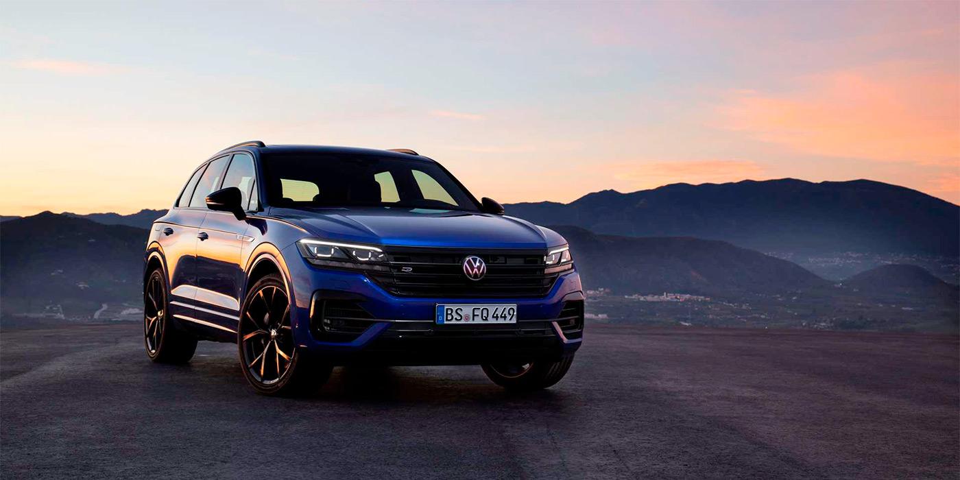 Volkswagen Touareg стал 462-сильным гибридом
