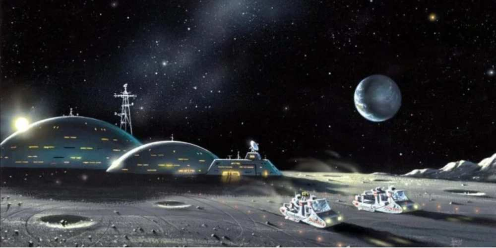 Как человеческая моча может помочь в строительстве зданий на Луне?