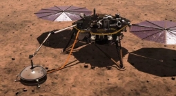 Аппарат InSight для изучения Марса рискует завершить свою миссию. Ему не хватает энергии