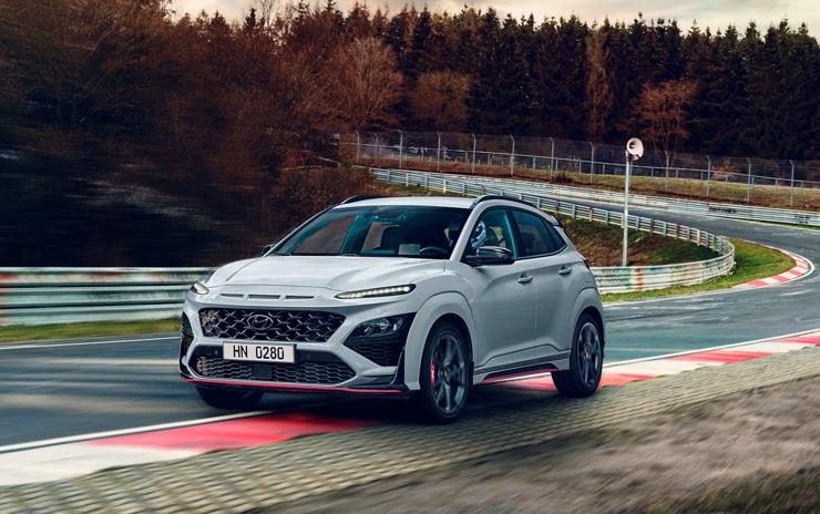 Первый спорт-кроссовер Hyundai: 290 сил и 5,5 сек. до «сотни»