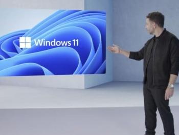 Microsoft представила новую операционную систему Microsoft Windows 11