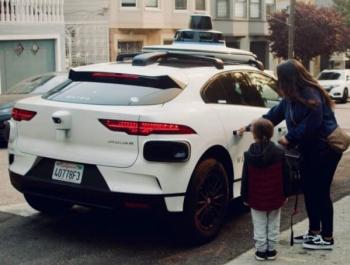 Жители Сан-Франциско могут бесплатно ездить на беспилотном такси Waymo
