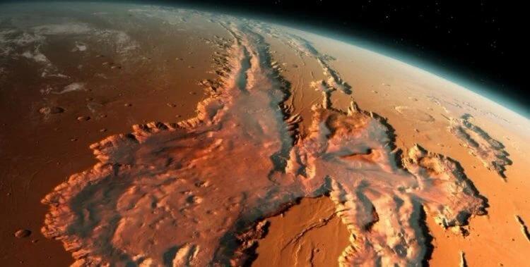5 неочевидных фактов о Марсе