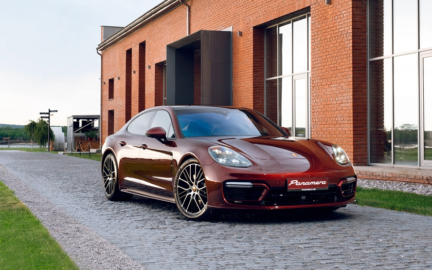 Тест-драйв Porsche Panamera 2021 года