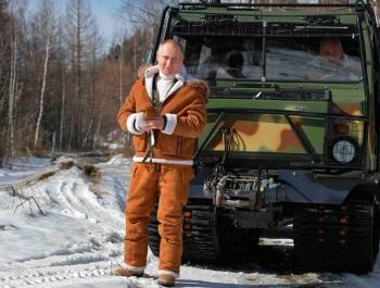 Путин ездил по тайге на «Лосе». Что это за машина и где ее выпускают