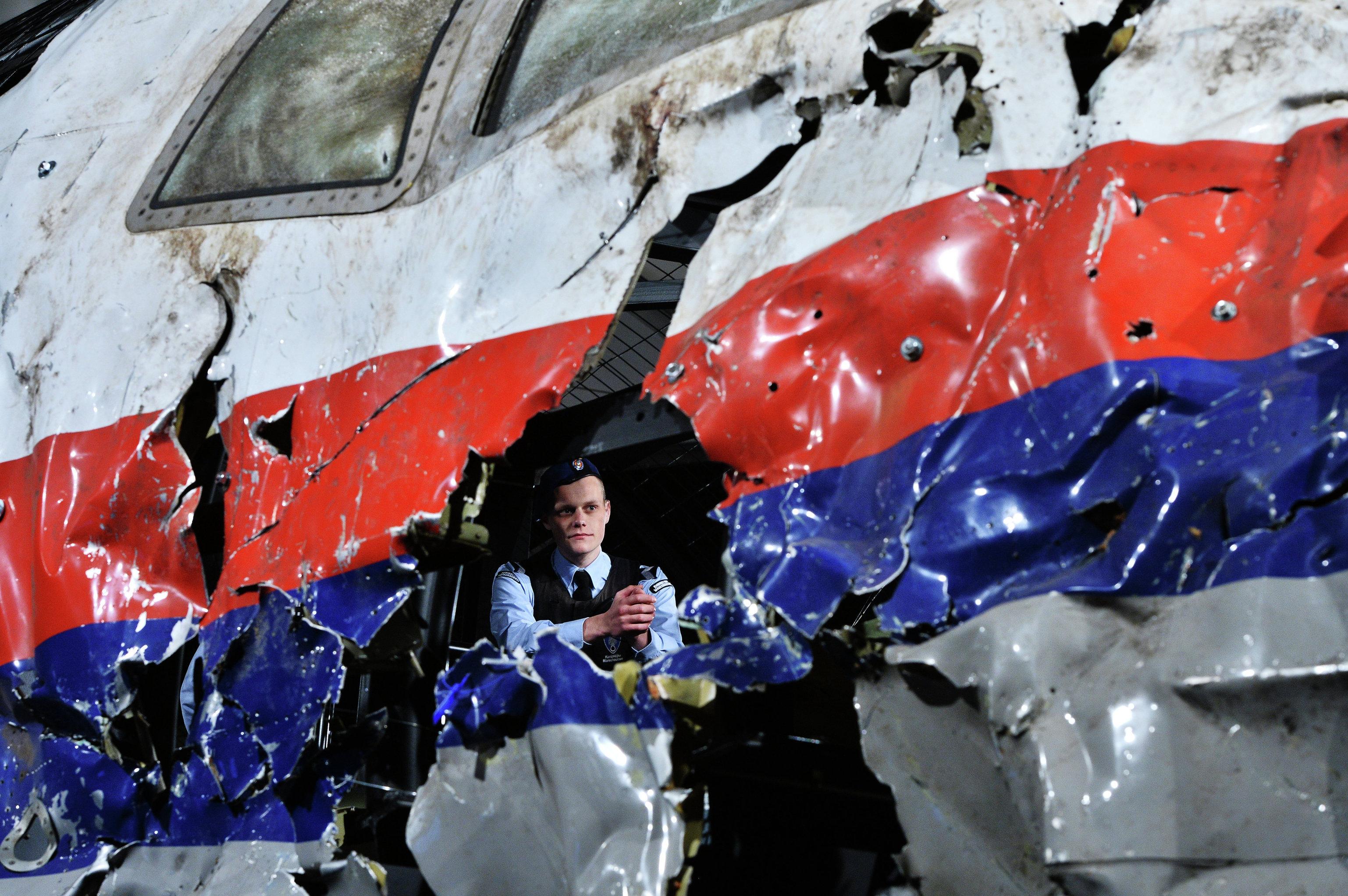 Информационный залп Лубянки перед оглашением результатов расследования по МН17