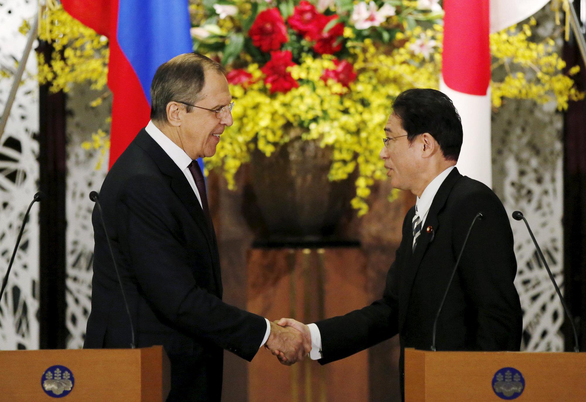 Скрытая возможность для России и Японии