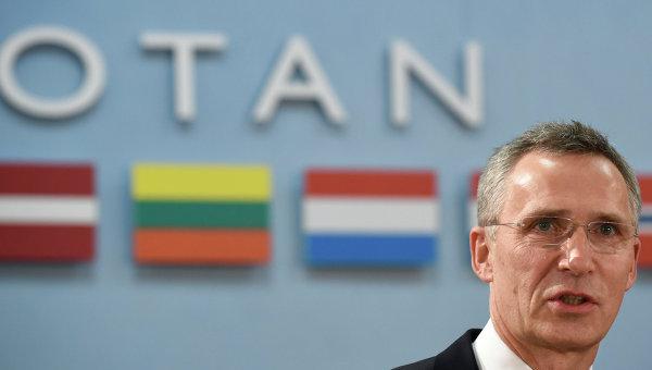 Столтенберг: СНР подчеркнул важность связи между военными