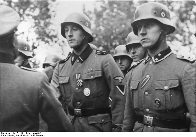 Так ваффен-СС пошли на войну против СССР