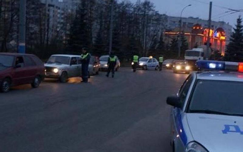 В Брянске сотрудники ГИБДД устроят облаву напьяных водителей 7 мая