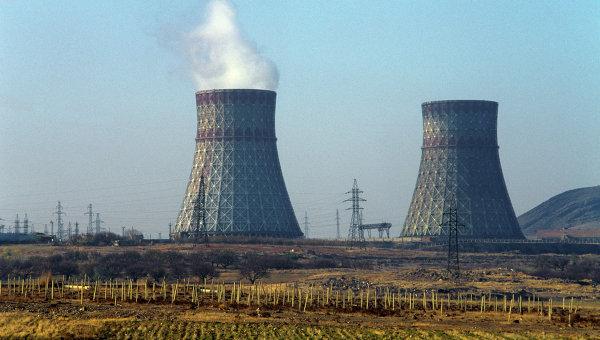 На Армянской АЭС модернизируют систему сейсмозащиты