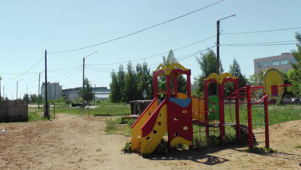 В Минске скончалась девочка, которую нашли без сознания на детской площадке